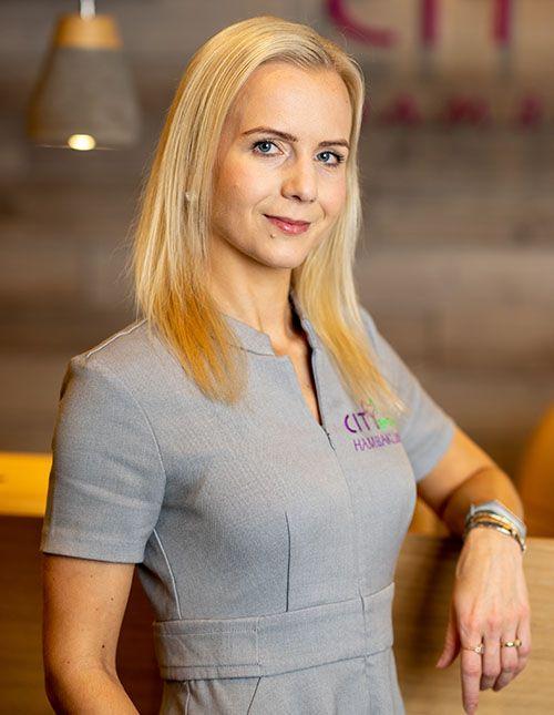 Helina Soopalu CityDental Hambakliinik
